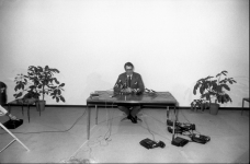 G. Winogrand – Elliot Richardson Press Conference, Austin, TX, 1973