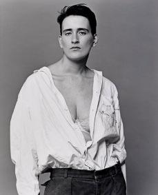 'Martine', 1989, 'Modern Lovers' s Photo by Bettina Rheims.