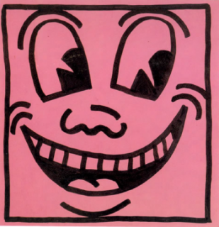 'untitled' 1981 ©Keith Haring Foundation