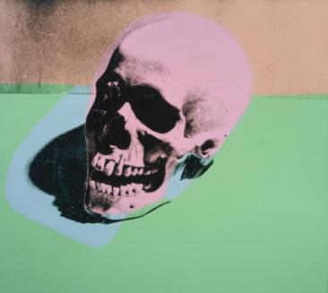 Skull, 1976 ©AWF