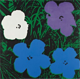 Flowers, 1964, sold for 8,146,500 ©AWF