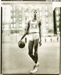 Kareem Abdul Jabar at 16, 1963 ©Richard Avedon Foundation